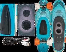 Globe - Blazer Gsb Speakerboard Complete-7.25x26 Teal - Complete Skateboard