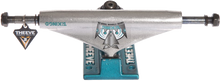 Theeve - Lo Tiking 5.0 Raw/teal - Skateboard Trucks (Pair)