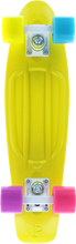 "Penny Skateboard - 22"" Complete Candy Coated Yellow"