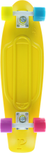 "Penny Skateboard - 27"" Nickel Complete Candy Coated Yellow"