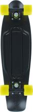"Penny Skateboard - 27"" Nickel Complete Midnight Blk/yel"