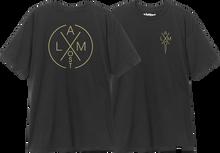 Almost - Noble Ss Xl - black - Skateboard Tshirt
