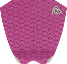 Arcade - Flat 2pc Burgundy/grey Traction - Surfboard Traction