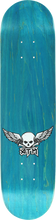 Atm - Mini Wings Deck - 8.0 Teal Ppp - Skateboard Deck