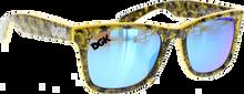 Dgk - Classic Shades Yel/mirror
