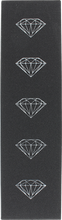 Diamond - Brilliant Blk/wht Grip 1sheet - Skateboard Grip Tape