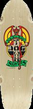Dogtown - Og Classic Red Dog Deck - 9x30 Nat/red/yel - Skateboard Deck