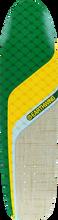 Earthwing - Chaser 36 Deck - 9x36 Nat/yel/grn - Longboard Deck