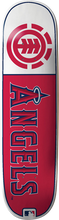 Element - Mlb Club Angels Deck - 8.25 Featherlight - Skateboard Deck