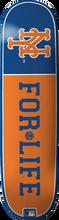 Element - Mlb For Life Mets Deck - 8.0 Featherlight - Skateboard Deck