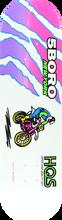 Five Boro - Akers Moto Dirt Bike Deck - 8.5 - Skateboard Deck