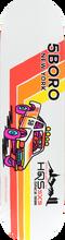 Five Boro - Trahan Moto Pick - up Deck - 8.25 - Skateboard Deck