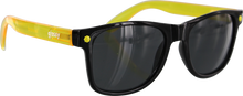 Glassy Sunhaters - Leonard Cancer Hater Blk/cl.yel Sunglasses