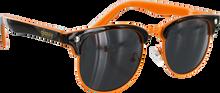Glassy Sunhaters - Morrison Blk/org Sunglasses
