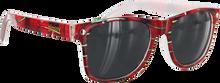 Glassy Sunhaters - Leonard Cherry Sunglasses