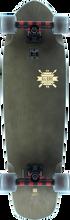 Globe - Big Blazer Comp - 9.25x32 Lumber Jack Plaid Red - Complete Skateboard