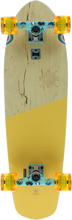 Globe - Big Blazer Complete - 9.25x32 Splash House - Complete Skateboard