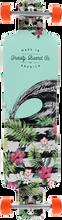 Gravity - Double Drop 41 Aloha Spirit Complete - 10x41 - Complete Skateboard