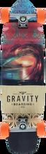 Gravity - Cruiser Polynesian Dream Complete - 9.5x36 - Complete Skateboard