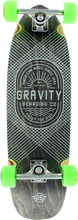 Gravity - Mini 29 Enjoy The Ride Complete - 8.75x30.12 - Complete Skateboard