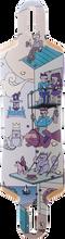 Kebbek - Smoothcut 34 Skatehouse Deck - 9.3x34 - Longboard Deck