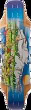 Kebbek - Daigle Switchback Deck - 9.5x33.5 Outdoor - Longboard Deck