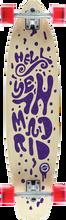 Madrid - Dude Lava Complete - 9x38.75 - Complete Skateboard