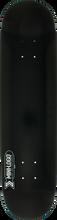 Mini Logo - Deck 112/k - 12 - 7.75 Small Bomb Blk Ppp - Skateboard Deck