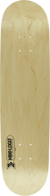 Mini Logo - Deck 112/k - 12 - 7.75 Small Bomb Natural Ppp - Skateboard Deck