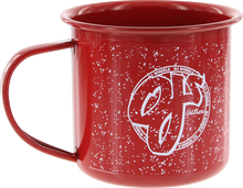 Oj Wheels - Camp Mug Red