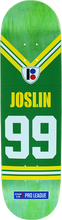 Plan B - B Joslin Super Roll Deck - 8.3 Prospec - Skateboard Deck