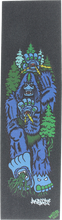 Santa Cruz - Art Show Vol1 - Bigfoot Hand Grip 9x33 1pc - Skateboard Grip Tape