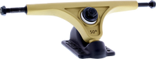 Slant - Inverted Truck 180mm Gold/black Magnesium - Skateboard Trucks (Pair)
