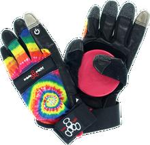 Triple Eight - Downhill Slide Gloves L/xl - tie Dye/blk - Skateboard Pads