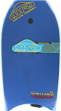 "Wave Rebel - Rebel Hawaii 39"" Blue Bodyboard"