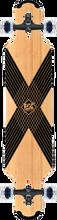 Db Longboards - Coreflex Compound Flex3 Complete - 9x42 Nat/black - Complete Skateboard