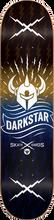 Darkstar - Axis Deck - 8.12 Yel/blu Ppp - Skateboard Deck