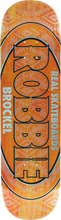 Real - Brockel Oval Ltd Deck - 8.25 Assorted Veneers - Skateboard Deck