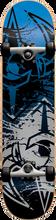 Darkstar - Drench Complete - 7.6 Sil/blu Ppp - Complete Skateboard