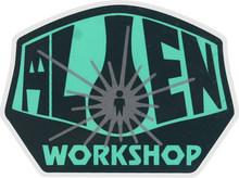 Alien Workshop - Og Logo Sm Decal Single