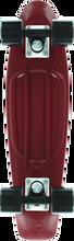 """Penny Skateboard - 22"""" Complete Burgundy/blk"""