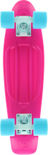 "Penny Skateboard - 22"" Complete California Girls Hot Pink"