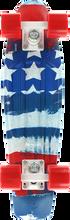 "Penny Skateboard - 22"" Complete Patriot Blu/wht/red"