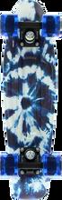 "Penny Skateboard - 22"" Complete Indigo Tie Dye"