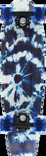 "Penny Skateboard - 27"" Nickel Complete Indigo Tie Dye"
