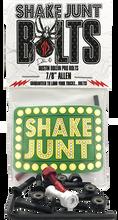 """Shake Junt - Dollin 7/8"""" Allen Blk/wht/red 1set"""