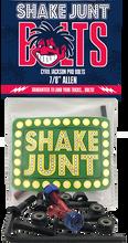 """Shake Junt - Jackson 7/8"""" Allen Blk/red/blu 1set"""
