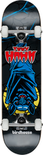Birdhouse - Beginner Hawk Bat Mini Complete-7.37 (Complete Skateboard)