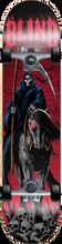 Blind - Dark Horse Complete-7.5 Red/blk Ppp (Complete Skateboard)