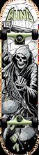Blind - Justice Mid Complete-7.2 Wht/grn/blk Ppp (Complete Skateboard)